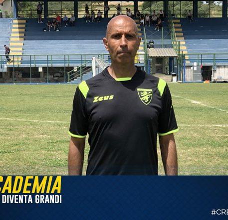 Fabio Cascarino Responsabile Tecnico Accademia